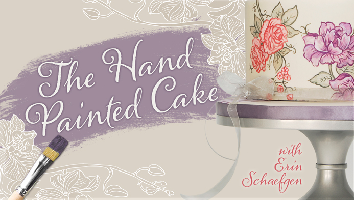 The Hand Painted Cake Class