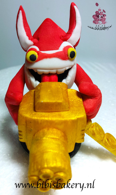 Trigger Happy Skylander Tutorial